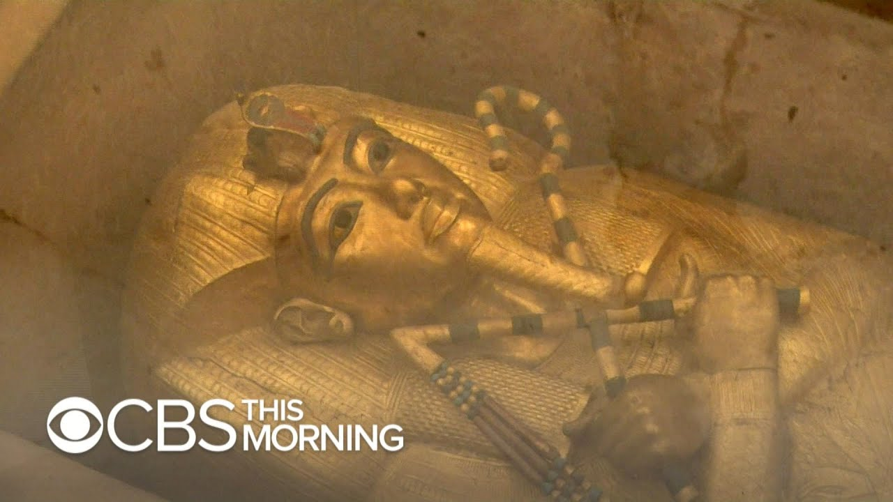 The Curse Of King Tuts Tomb Torrent: King Tut's Tomb Unveiled After Decade-long Restoration