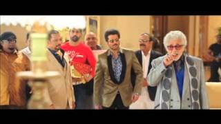 Wanted bhai's entry scene from Welcome Back
