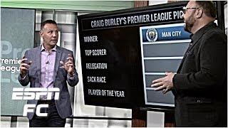 Craig Burley's Premier League predictions: Title winner, top scorer & player | Premier League