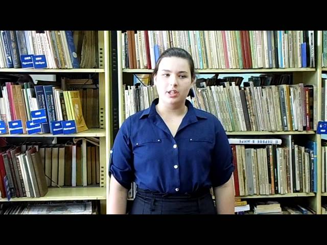 Наталья Морозова читает произведение «На распутье» (Бунин Иван Алексеевич)