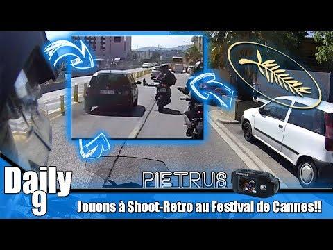 Daily Observations #9 - Jouons à Shoot-Retro au Festival de Cannes !!