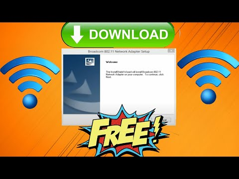 How To Install Wifi Drivers In Windows 7/8/10 🔥🔥🔥