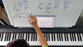 Mùa Đông Năm Ấy - Hướng dẫn đệm hát Piano + Hợp Âm chuẩn