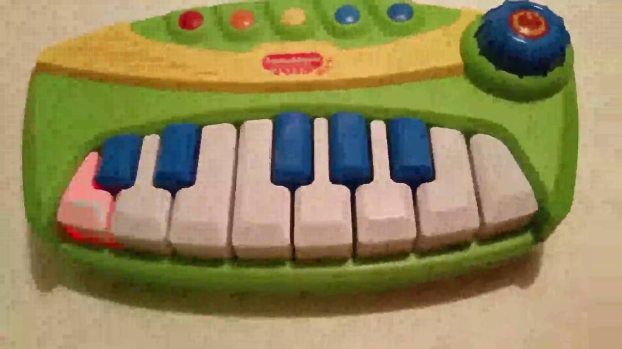 Wolvol Kids Electronic Toy Musical Instruments Excellent Musical