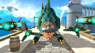 Sonic Unleashed Boss Trailer