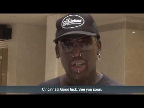 Rodman leaves North Korea after fifth visit