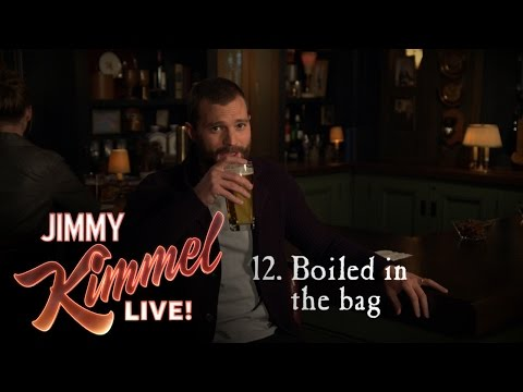 Jamie Dornan's 41 Irish Terms for Drunk