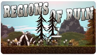 Battling The First Goblin Boss, a SHAMAN! | Regions Of Ruin Gameplay