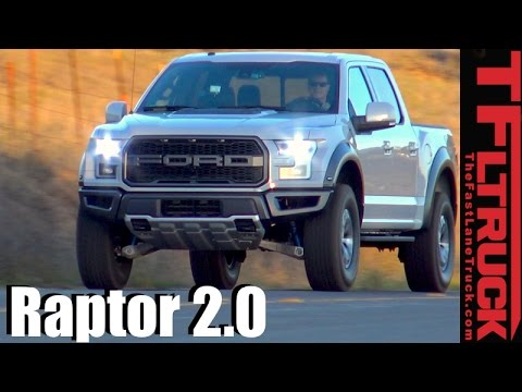 2017 Ford Raptor 0-60 MPH & First Drive On Road Review (Part 1 of 2)