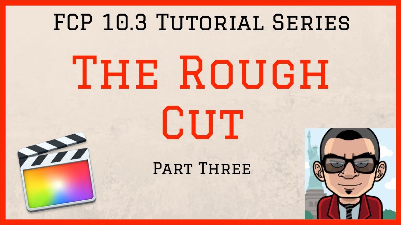 Rough Cut Tv Show Schedule