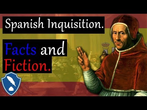 Spanish Inquisition(Quick overview).