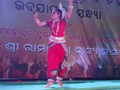 Dance by Guddi. Ghungura dia bandhi.