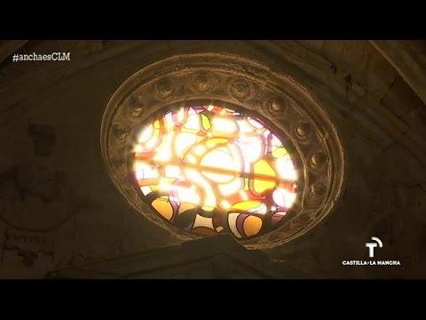 AECLM: Un rayo de luz atraviesa la Catedral de Cuenca