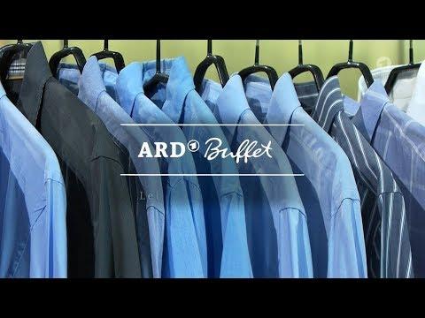 Test: Blauhemden 5:44 Wäsche Waschen Und Waschmaschine Reinigen (ARD-Buffet 29.08.2019)