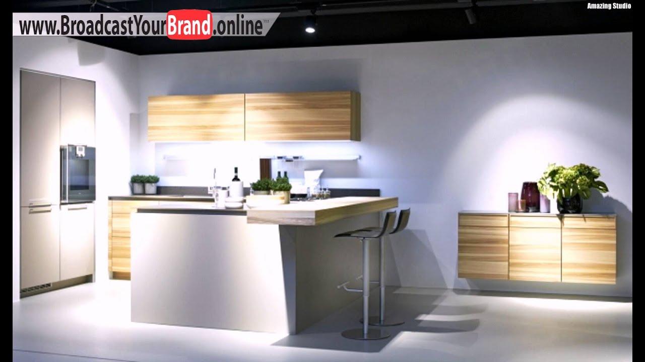 Poggenpohl Schlicht Unternehmen Moderne Kücheneinrichtung