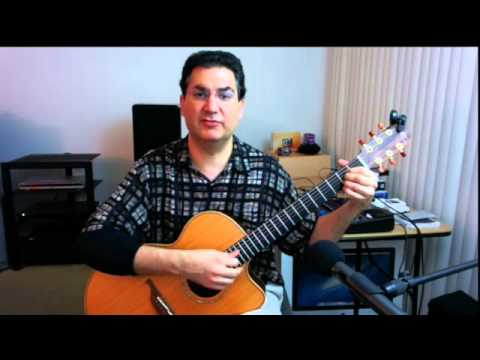 Guitar Chord Explanation for Melissa by The Allman Brothers - YouTube