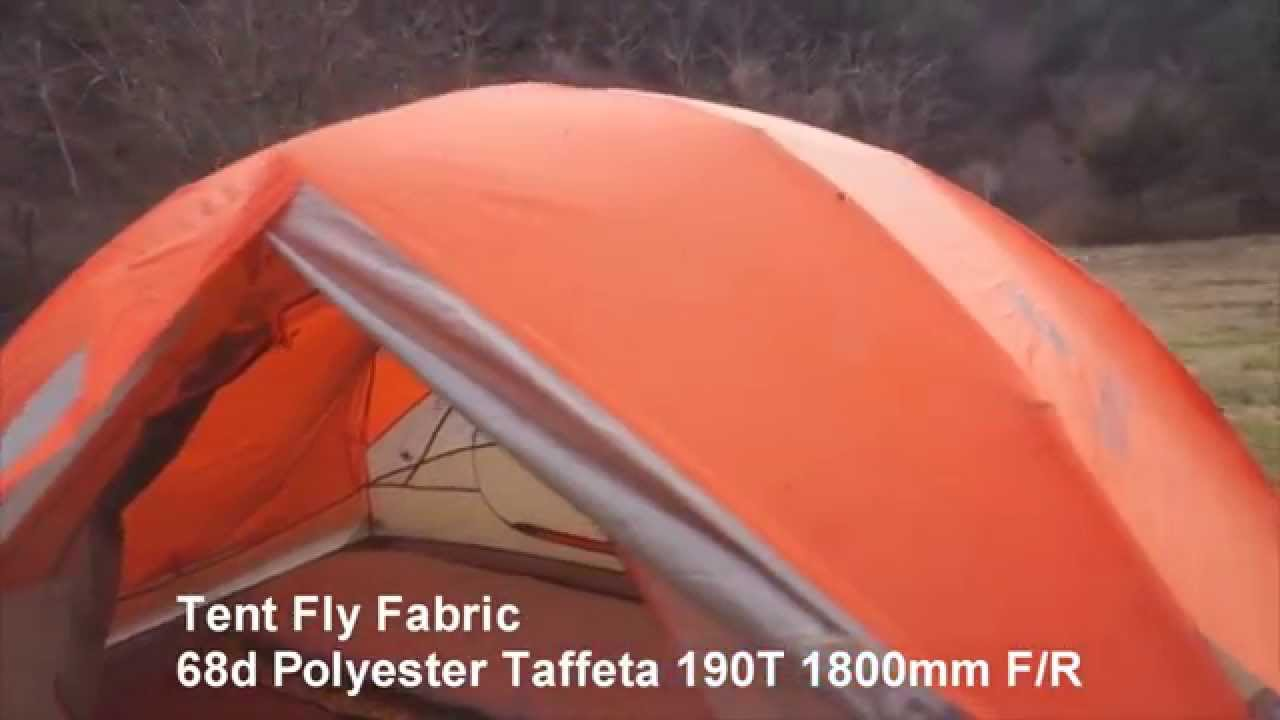 & Mamort Tungsten 2p tent - ??? ??? ?? - YouTube