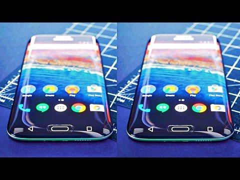 Samsung Galaxy S8 Edge - Advance 3D TOUCH!!!