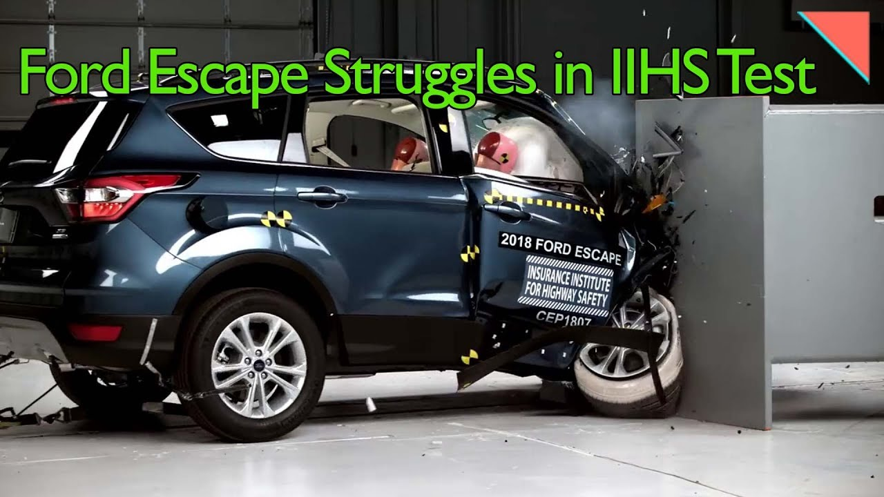 IIHS Small Overlap Test, Car Sales Rebound in March - Autoline Daily ...