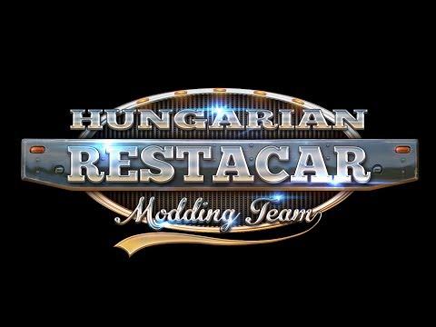RestaCar Hungary Map