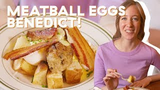 Best Eggs Benedict In NYC | Delish Does