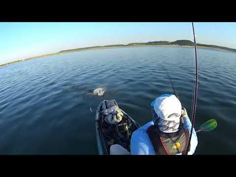 Fishing Stillhouse Hollow Lake