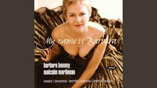 Bernstein - I hate music!: My name is Barbara