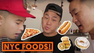 7 CLASSIC NEW YORK FOODS! thumbnail