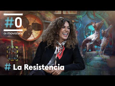 LA RESISTENCIA - Entrevista a Rosario Flores   #LaResistencia 13.05.2021