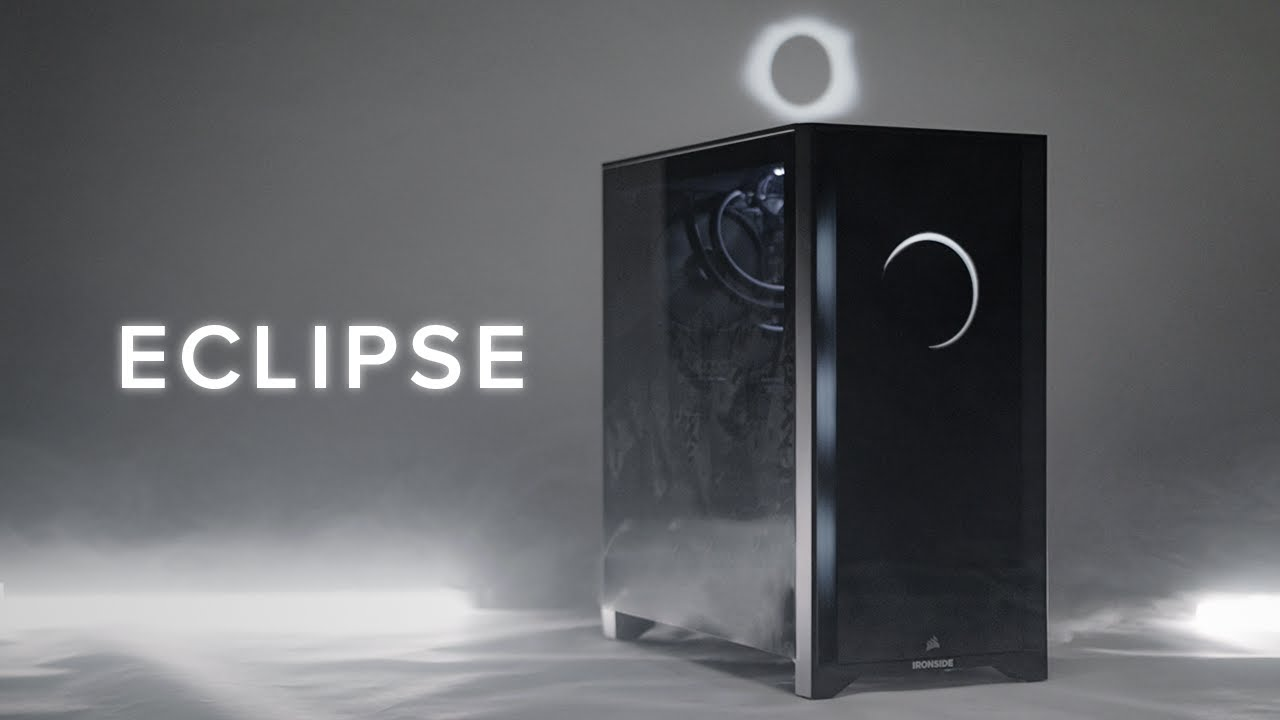Introducing our new Limited Edition PC, Eclipse: Overshadow and Outshine