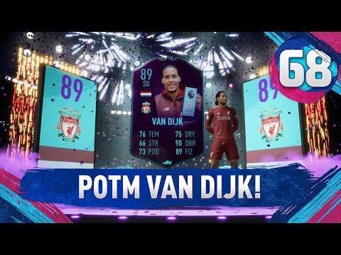 POTM VAN DIJK! - FIFA 19 Ultimate Team [#68]