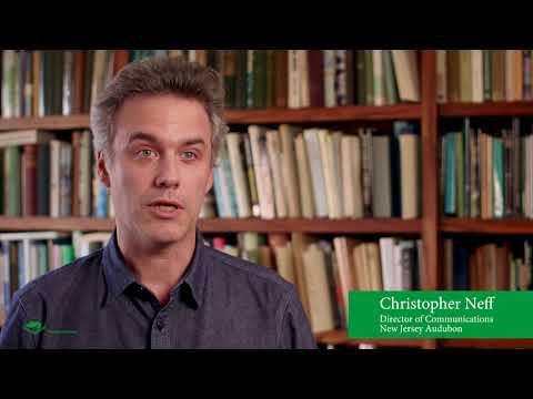 NJ Audubon Society Video Testimonial