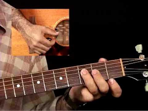 how to play acoustic guitar lessons for beginners strumming rh youtube com Vintage Guitars Teach Yourself Guitar