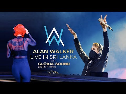 Global Sound with Alan Walker Live in Sri Lanka  2018  - Official Aftermovie