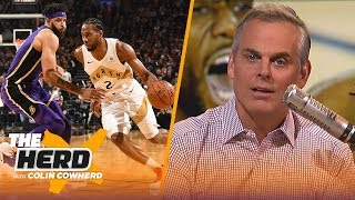 Kawhi Leonard potentially joining Lakers is a byproduct of league parity | NBA | THE HERD