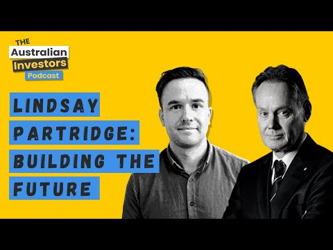 Interview: Lindsay Partridge, Building the Future