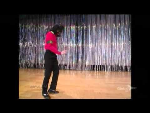 Oprah remembers Michael Jackson - part 5/5