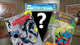 Unboxing a $90 Grab Bag! | eBay Comic Book Mystery Bag