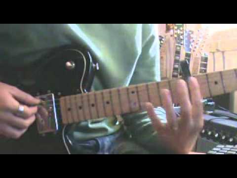 Midnight Rambler - Como tocar/how to play (por Rafael Guimarães).