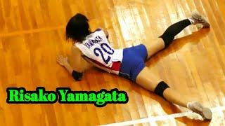 Sexy!! Risako Yamagata || Player Volleyball japan..