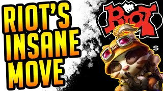 LoL Creator RIOT GAMES DOMINATION CONTINUES Now With New Indie Developers... Riot Forge