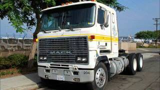 cabover big trucks