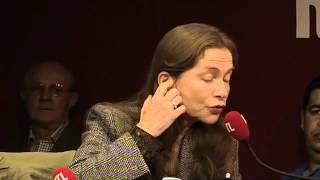 Isabelle Huppert : Les rumeurs du net du 22/10/2012 dans A La Bonne Heure - RTL - RTL