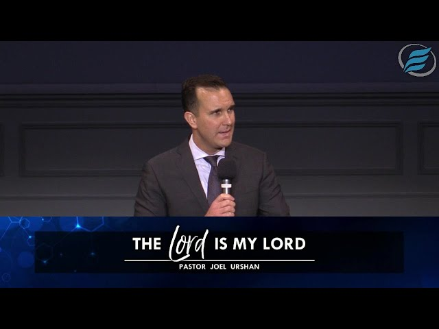 04/11/2021 | The Lord is My Lord | Pastor Joel Urshan