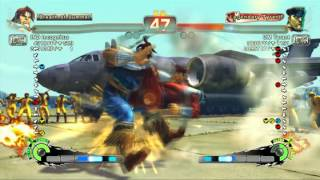 USFIV~ T.Hawk (IND Incognitus) vs.  M.Bison (UM Tyrant) HD