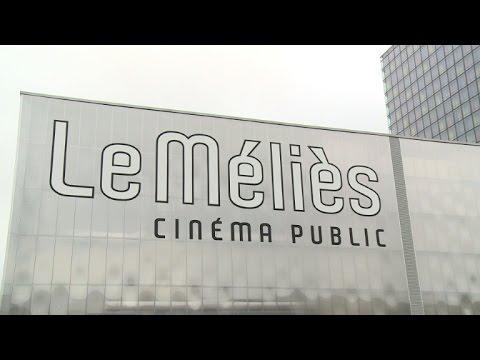 Le plus grand cinéma public d'Europe inauguré en banlieue