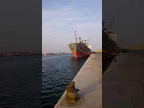 Dubai port Rashid