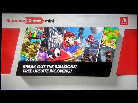 Download Youtube: Super Mario Odyssey - Luigi's Balloon World Mode Might be Broken... in a good way