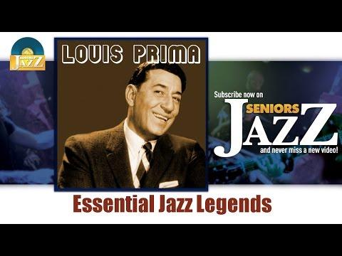 Louis Prima - Essential Jazz Legends (Full Album / Album complet)