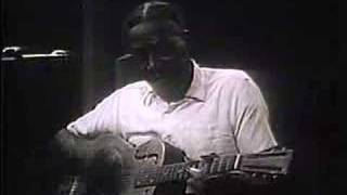 "Delta blues great Eddie ""Son"" House performs his classic ""Death Let..."